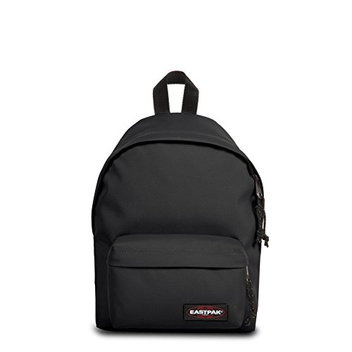 Eastpak Orbit, Zaino Unisex, Nero (Black), 10 liters, Taglia unica (33.5 x 23 x 15 cm)