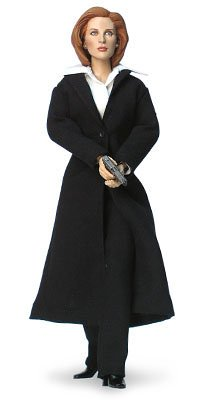 Akten Kostüm Scully X - Sideshow Exclusive The X-Files Agent Dana Scully with FBI Jacket by The X Files
