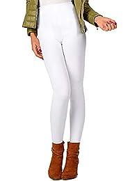 1f3584ad0f4d38 SENTELEGRI Thick Winter Full Length Leggings Extra Warm and Soft