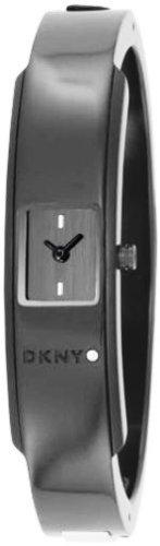 DKNY Reloj analogico para Hombre de Cuarzo con Correa en Acero Inoxidable NY3886