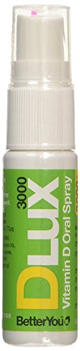 BetterYou DLux 3000 – Vitamin D Oral Spray – 15ml