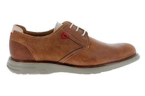 Fluchos Thunder, Zapatos Cordones Derby Hombre, Marrón