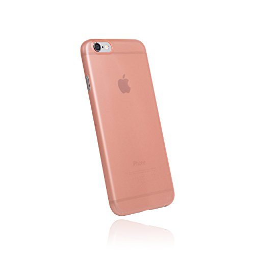 hardwrk ultra-slim Case für Apple iPhone 6 und 6s - roségold - ultradünne Schutzhülle Handyhülle Cover Hülle in rosé gold (Gold I Phone 6 Cover)