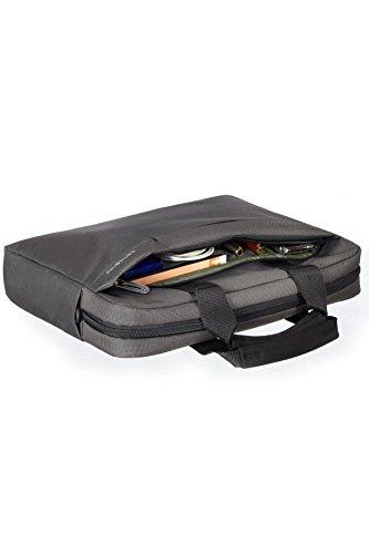Samsonite Custodia per laptop, Royal Purple (Viola) - 51884 2591 Iron Grey