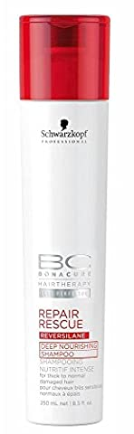 Schwarzkopf - Shampooing Bonacure Hairtherapy Repair Rescue Shampooing nutritif intense 250ml
