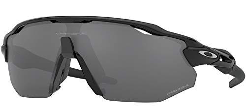 Ray-Ban Herren 0OO9442 Sonnenbrille, Braun (Polished Black), 40
