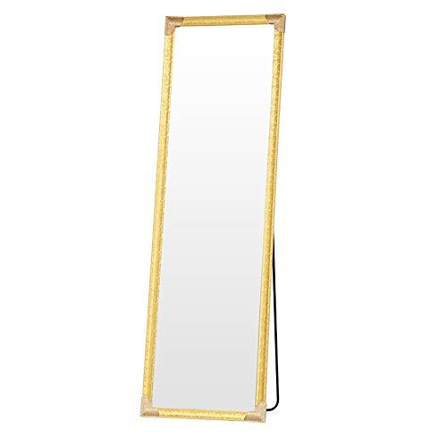 ⛪ Standspiegel Gold Free Schwarz Weiß Holz Cheval 43cm * 164cm Ganzkörperspiegel - Schwarz Cheval Spiegel