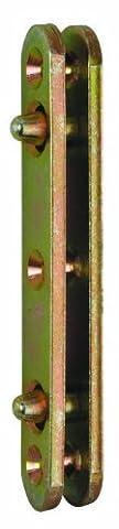Paumelle Fenetre Alu - Générique - Accessoires De Paumelles - Renfort