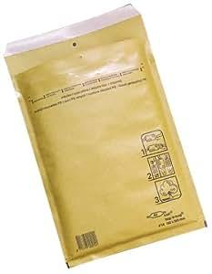 Jiffy Airkraft Bag-in-bag ft intérieur 100 x 165 mm, paquet de 200 pièces Lot de 1Unité(s)