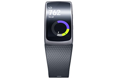 Zoom IMG-2 samsung gear fit ii smartwatch