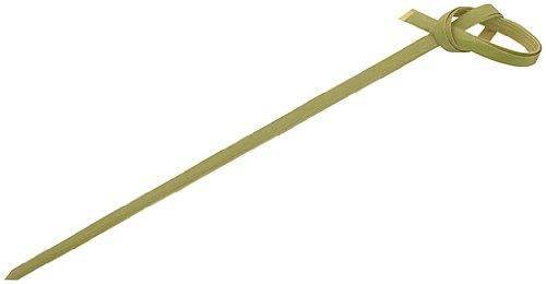 Fackelmann 56651 - Juego de Palillos para Aperitivos (250 Unidades, 10cm)