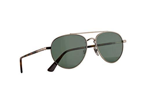 Gucci GG0388SA Sonnenbrille Gold Mit Grünen Gläsern 56mm 005 GG0388/SA 0388/SA GG 0388SA