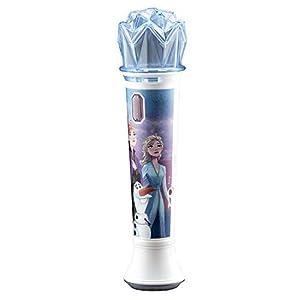 Redstring- Oficial Frozen 2 Microfono Karaoke 2, Multicolor, Talla Única (Rs414016)