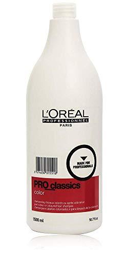 Loréal Shampoo Per Capelli Colorati Classici Pro 1500ml Prezzo 100 Ml 093 Eur