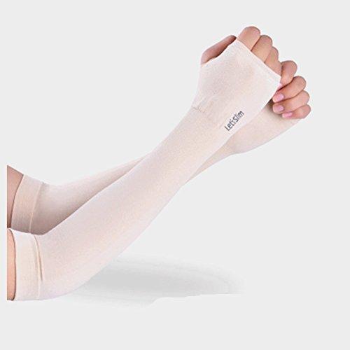 Trifycore Armstulpen Typ Unisex mit UV-Schutzsystem, effizient, Zum Aufwärmen oder Kühlen von Armen, ideal Zum Laufen, Golfen, Radfahren oder Fahren.
