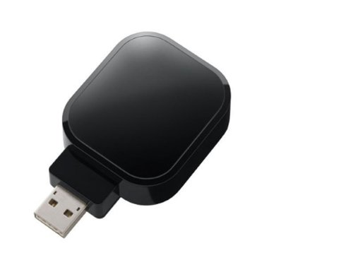 Panasonic DY-WL10E-K optionaler WiFi Adapter für kompatibel Panasonic Blu-ray-Player und Viera TVs (Tv Adapter Panasonic Wireless Für)