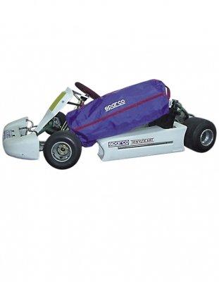 Sparco 02719AZ Bolsa Porta Neumático