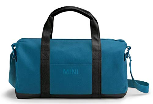 Mini Original Colour Block Duffle Bag Tasche Island/schwarz / blau Kollektion 2018/2020