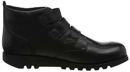 Kickers Herren Kick 3 Strap Stiefel Schwarz (Black)