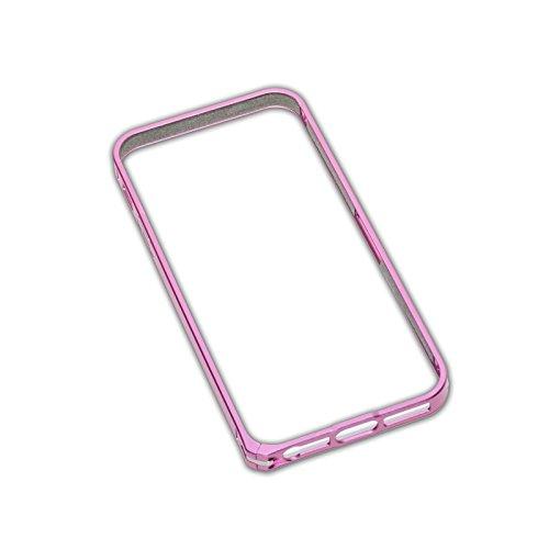 Protection en aluminium pour iPhone 55G 5S se Protection Hard Case coque Cadre en métal de M & M Smartek Violett