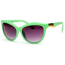 AVA Damen Sonnenbrille Grün