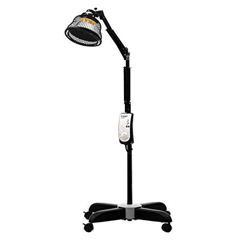 OCYE Faltbare Infrarot Lampe, Infrarotlampe, Schmerzlinderung für Gelenke und Muskeln, Verstellbarer Arm, tragbares und leichtes Design, Infrarotlampe Wärmelampe