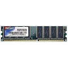 Patriot Memory DDR 512MB CL3 PC3200 (400MHz) DIMM 0.5GB DDR 400MHz módulo de - Memoria (0,5 GB, DDR, 400 MHz, 184-pin DIMM, 2.6 V)