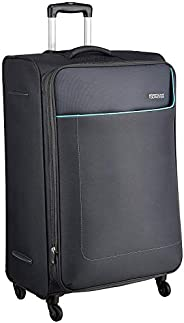 American Tourister Jamaica Polyester 80 cms Grey Softsided Suitcase (27O (0) 08 003)