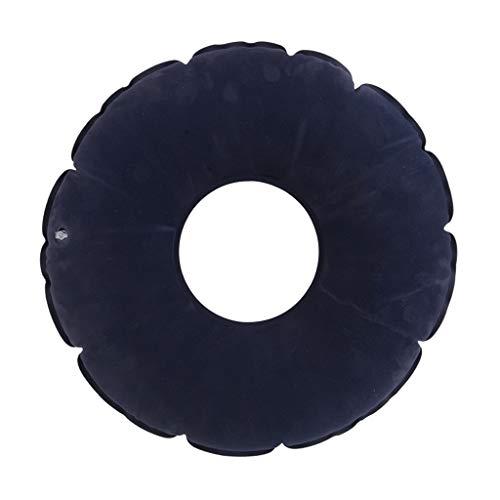 GIUU Siège Arrière Anti-escarres Gonflable pour Soulagement De La Douleur des Os De La Queue D'acné (Couleur : 2)
