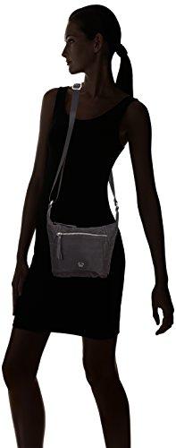 Weber Black Gerry da Shine Borsa Nero tracolla Shoulder Bag a donna fadaq
