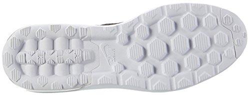 Nike Air Max Mercurial 98, Chaussures de Sport Homme Noir - Negro (Black / Black-Reflect Silver)