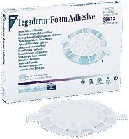 Tegaderm Foam Adhesive Dressing 5 5/8 X 6 1/8 by 3M -