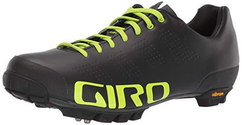 Giro Herren Empire Vr90 MTB Radsportschuhe - Mountainbike, Mehrfarbig (Black/Lime 000), 43 EU