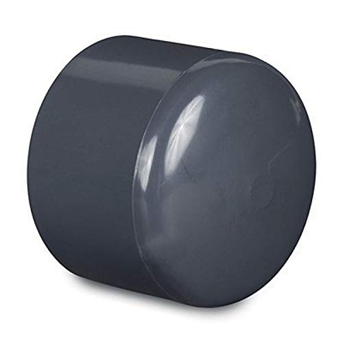 jardiboutique Bouchon PVC diametre 50 mm - PN16