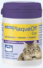 ProDen Plaque Off Cat Food Supplement, 40 g