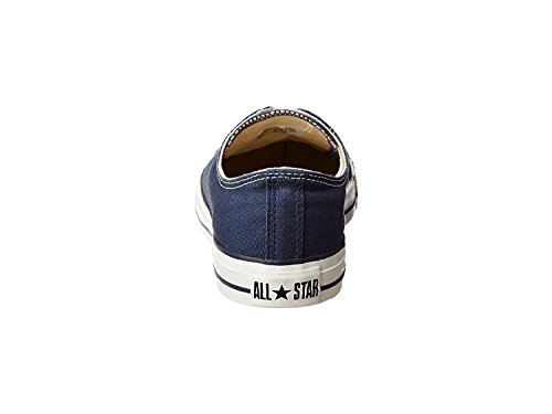 Converse Unisex-erwachsene Ctas Sneakers Monocromatiche Bianco-stagionale-blu Scuro