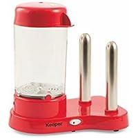 Kooper–2411289máquina Lorraine para Hot Dog, 450W, Rojo