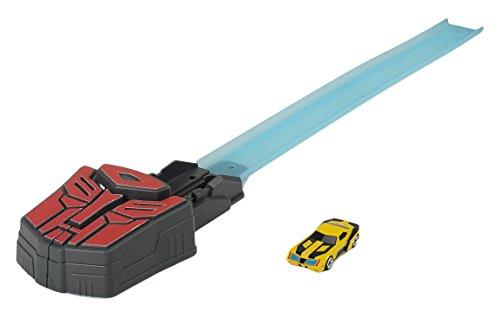 Transformers - Lanzador con Coche Autobot 2 surt, 15 cm (Simba Dickie 3113008)