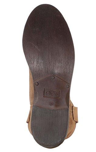Buffalo Damen Stiefel Braun