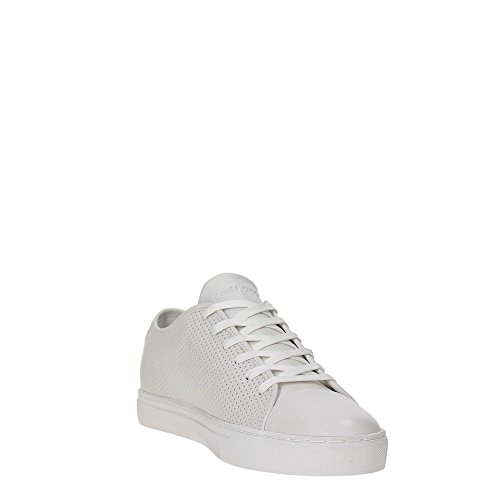 Crime London 11281S17B Sneakers Uomo Bianco