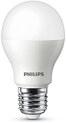 Philips - 9 W, equivalente a 60 W, casquillo E27
