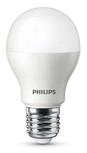philips led lampe ersetzt 60 watt e27 2700 kelvin. Black Bedroom Furniture Sets. Home Design Ideas
