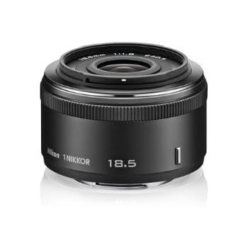 Nikon 1 Nikkor 18.5mm f/1.8 - Objetivo (MILC)