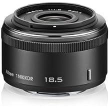 Nikon 1 NIKKOR 18.5mm f/1.8 Lens - Black