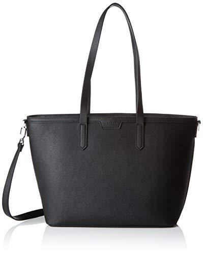 Esprit Accessoires Damen 118ea1o050 Tote, Schwarz (Black) 14x26x31 cm