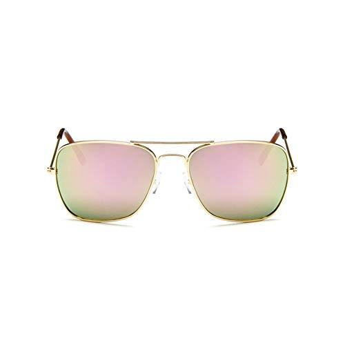 CCGSDJ Luxus Männer Sonnenbrillen Marke Vintage Fahren Brille Frauen Sonnenbrille Grün Platz Spiegel Retro Oculos De Sol Masculino