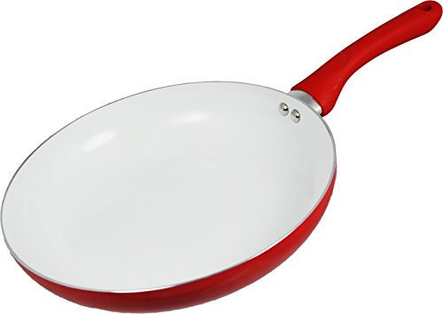 cookspace-red-induction-frying-pan-28cm-diameter-with-white-smooth-ceramic-non-stick-coating-100-ptf