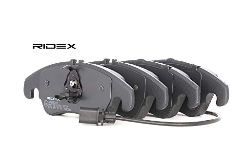 Ridex 402B0301 - Kit pastiglie freno a disco