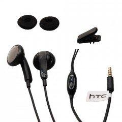 36H00824-03M Original HTC Stereo Headset - Schwarz (3,5mm Klinke) Htc-stereo