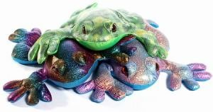 Sand Animal Frog, Large - assorted designs sold separately